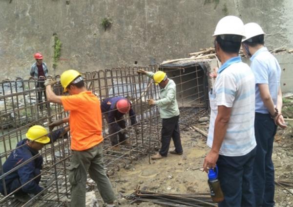 汉中市南郑区白兔岭水库、强家湾水库坝体加高加宽工程项目